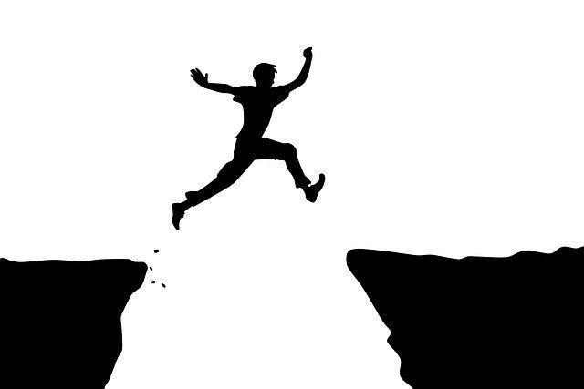 Jadilah berani dan pemenang sejati